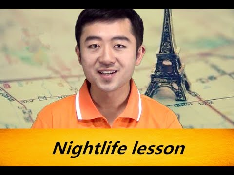Invite Friends to a Bar in Chinese: Nightlife Lesson!