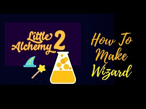 Little Alchemy 2-How To Make Wizard Cheats & Hints