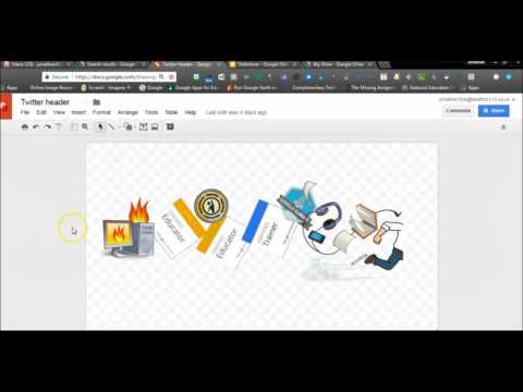 How to insert google drawing into google slides