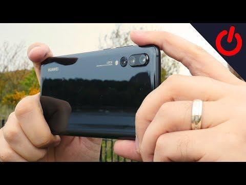 Huawei P20 Pro camera - it's something else