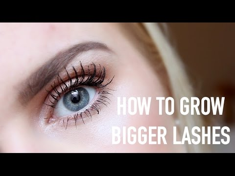 How to Get LONG & HEALTHY EYELASHES- 7 Tips