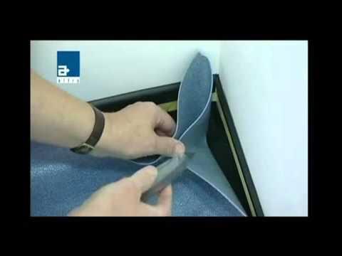 cutting internal mitres - Florpin Specialist Flooring Contractors