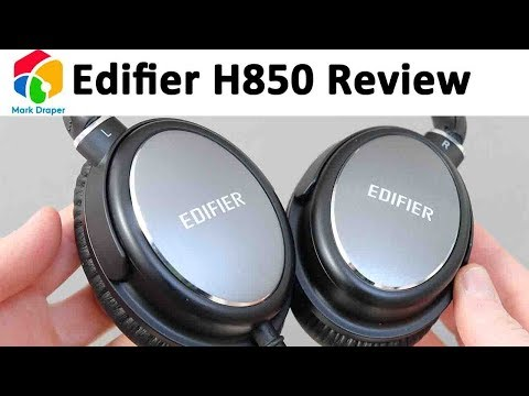 Edifier H850 Headphones Review