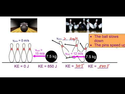 Energy Transfer from One Object to Another