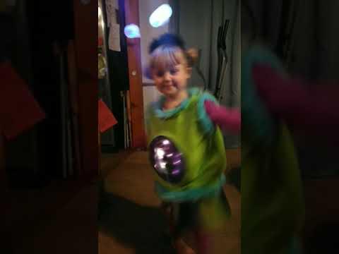 Alien Eiley costume 2017...no make up
