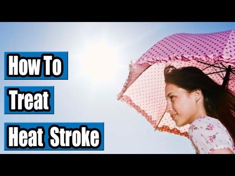 How to Treat Heatstroke | Heat Stroke Treatment