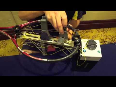 Pro Stringer Portable Electronic Stringing Machine