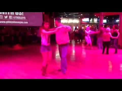 Swing dance in las vegas