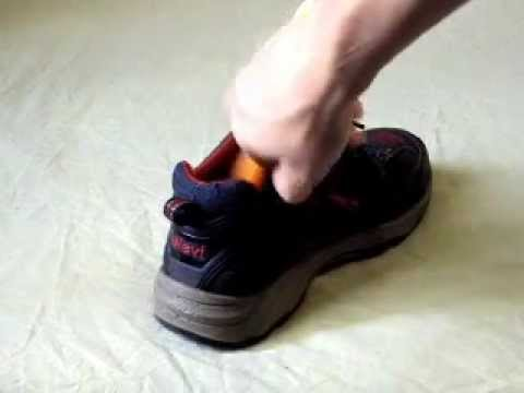 How to take toothbrush out of shoe - How To Do Anything TV video