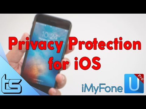 iMyFone Umate Pro - Privacy Protection for iOS