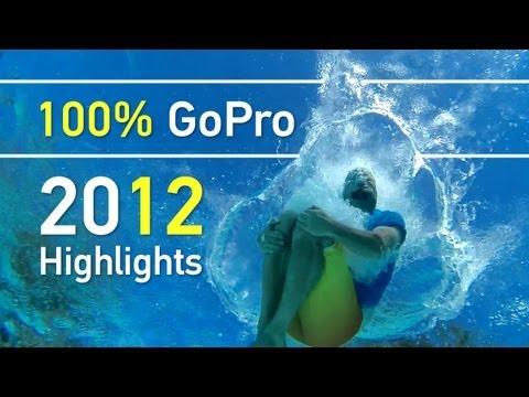 GoPro Hero2 and Hero3 2012 Highlights