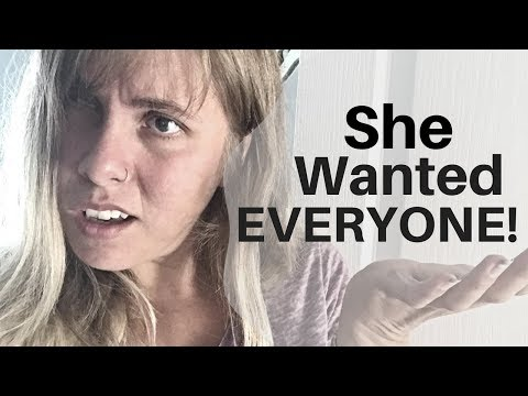 She Wanted EVERYONE! - Storytime