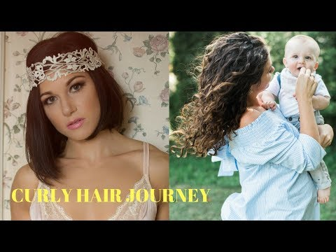 Natural Curly Hair Journey