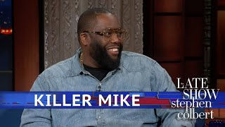 Download Killer Mike Started 'The Church Of Sleep' Video