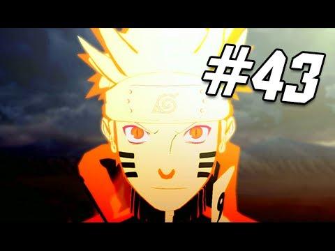 Naruto Shippuden Ultimate Ninja Storm 3 Walkthrough - Part 43 Unlock Kurama Mode Gameplay