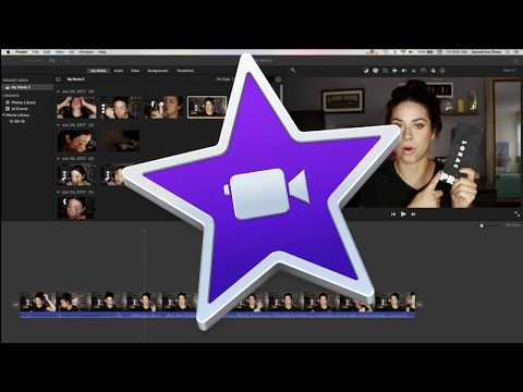 How to Sync Audio to Video in iMovie + Editing Tip | Samantha Ebreo