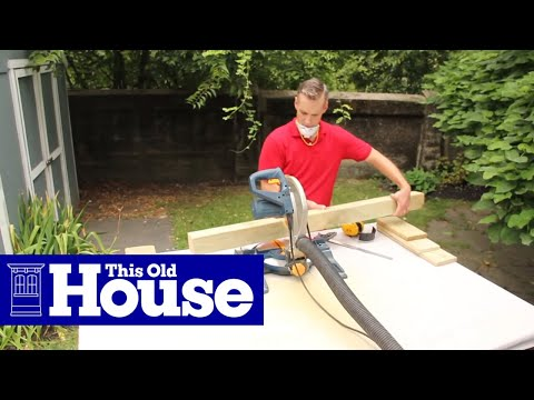 How to Build a Rain Barrel - This Old House