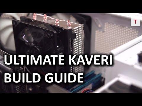 ULTIMATE AMD Kaveri APU PC Computer