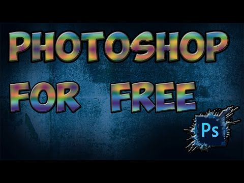 HOW TO GET PHOTOSHOP CS6 FOR FREE! 32/64 BIT