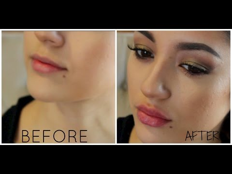 How to get BIGGER and Fuller lips without surgery♡