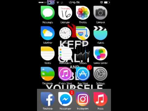 How to get zeppelin to change your Carrier Logo