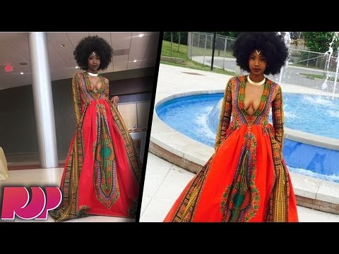 Bullied Teen Makes Amazing Prom Dress, Becomes Prom Queen