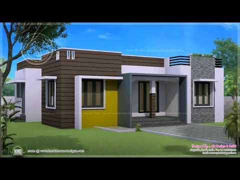 3 Bedroom Single Story Modern House Plans