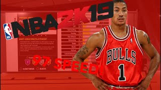 209ef455841 NBA 2K19 MVP Derrick Rose Build Videos - 9tube.tv