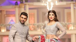 Urwa Hocane and Farhan saeed Dance performance at lux style awards
