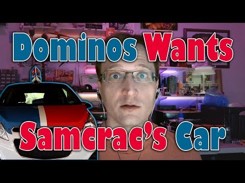 Dominos Wants the Samcrac Car. Is it Trademark Infringement or Fair Use?
