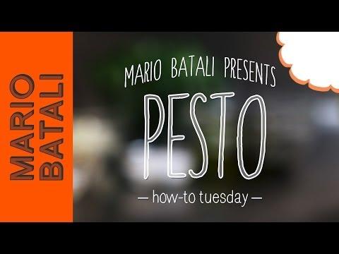 How to Make Pesto