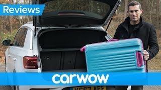 Volkswagen T-Roc 2018 SUV practicality review | Mat Watson Reviews