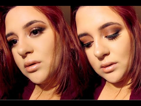 My Thanksgiving Day Makeup