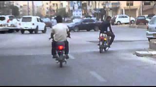 karachi rider korangi crossing