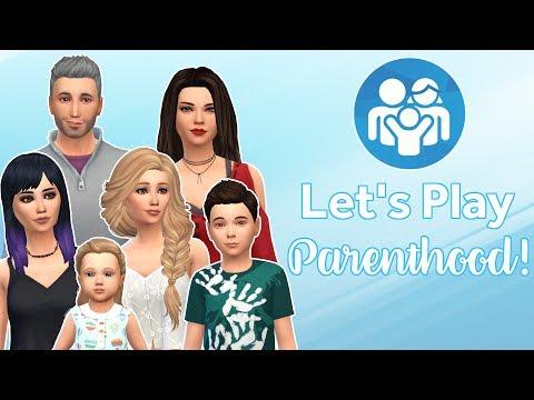 MOVIE NIGHT! || The Sims 4 || Parenthood - Part 3