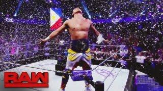 T.J. Perkins becomes Raw