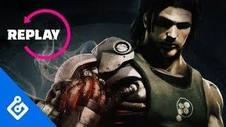 Replay – Bionic Commando