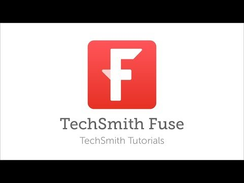 TechSmith Fuse