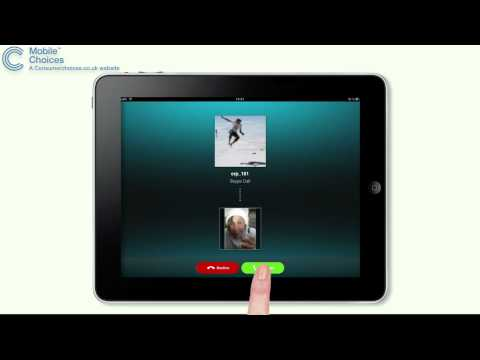 How to use Skype on iPad - Guide to free phone calls on Apple iPad