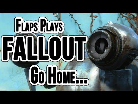 Fallout 4 Ep3 (Go Home)