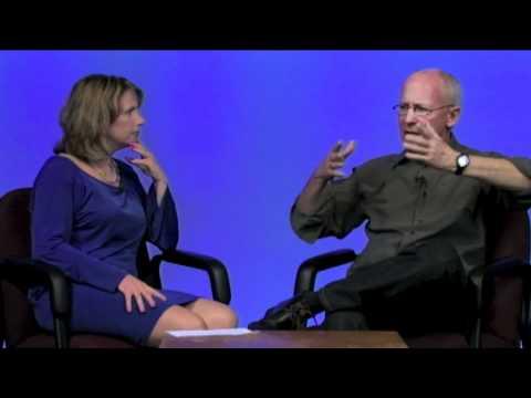 Faculty Spotlight with Professor Virginia Horan featuring Professor Jeff Epstein