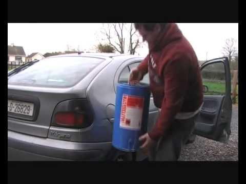 Budget Motoring in Ireland Part 3 - Cheap Fuel