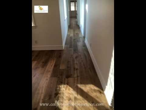 Professional Flooring Contractor- California Flooring Service