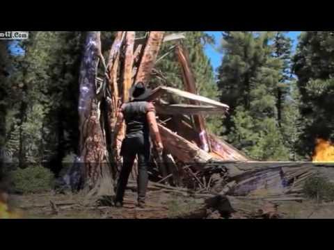 Fine new action film John Rambo 2016 final fight