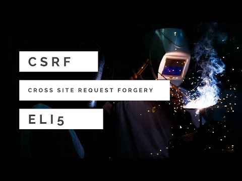CROSS SITE REQUEST FORGERY EXPLAINED (CSRF) | HACKSPLAINING #6
