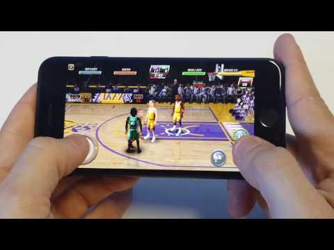 NBA Jam Iphone 7 Gameplay - Fliptroniks.com