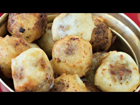 കേരള സ്പെഷ്യൽ സുഖിയൻ | Sukhiyan Kerala style recipe | Sukhiyan recipe in Malayalam