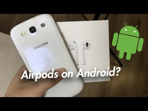 Do Airpods Work on Android? - Thursday questions