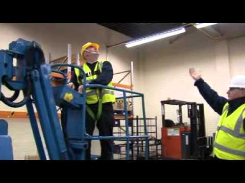 MEWPs Category -- Cherry Picker Training Course