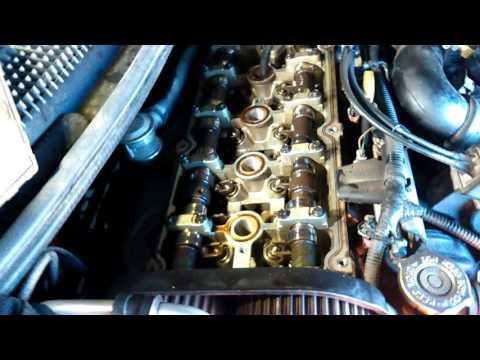 04 Chrysler Sebring Timing Belt Broke pt3